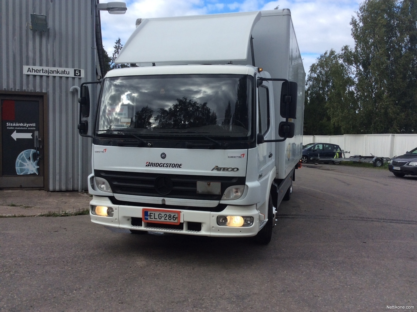 Previous; Next. Mercedes-Benz Atego 815 ...