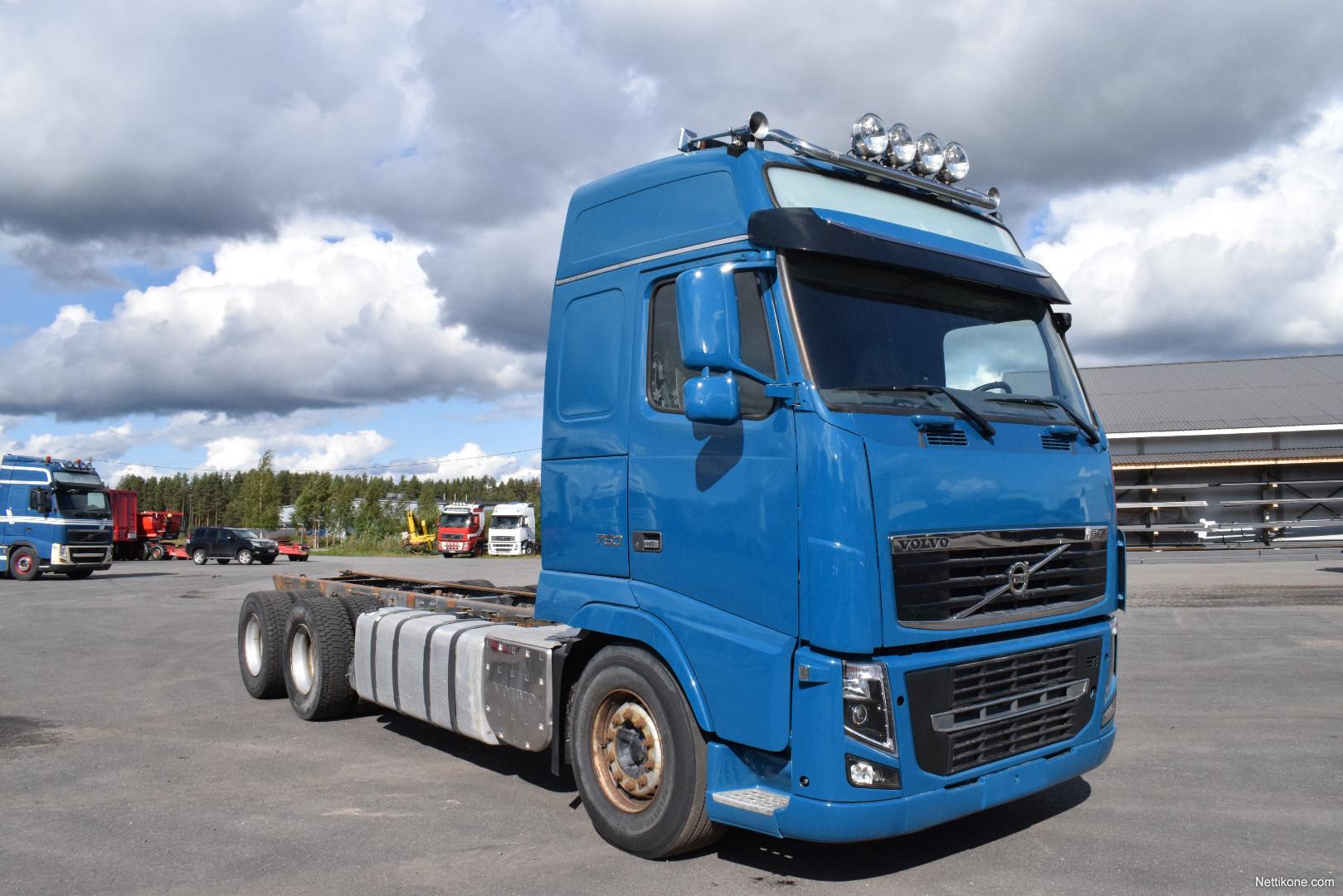 Volvo Fh16 750 6x4 Kuorma Autot 2012 Nettikone
