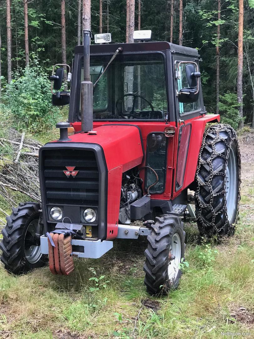 Käytettyjä Traktoreita