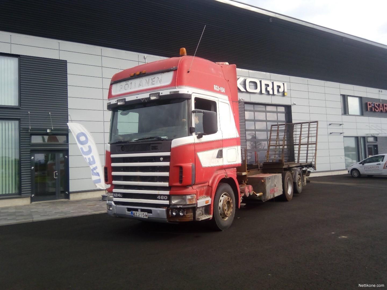 Enlarge image. Trucks-Scania