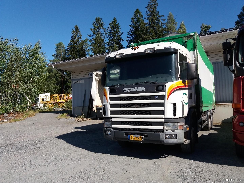 Scania Kuorma-Autot