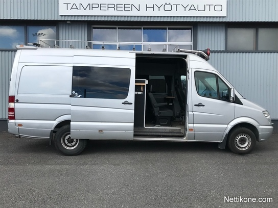 Mercedes benz sprinter matkailuauto vans light commercials 2008 vans light commercials mercedes benz aloadofball Images