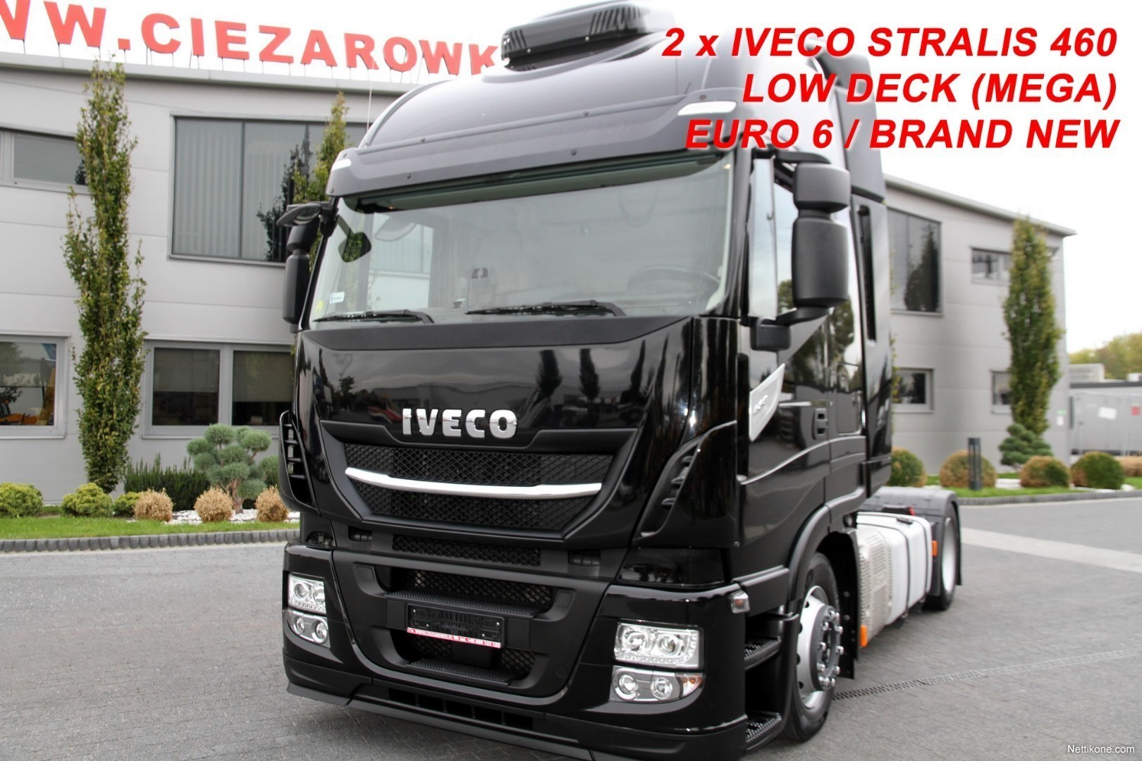 Iveco Stralis 460 E6 Low Deck 2017 Brand New Tractor Units 2017