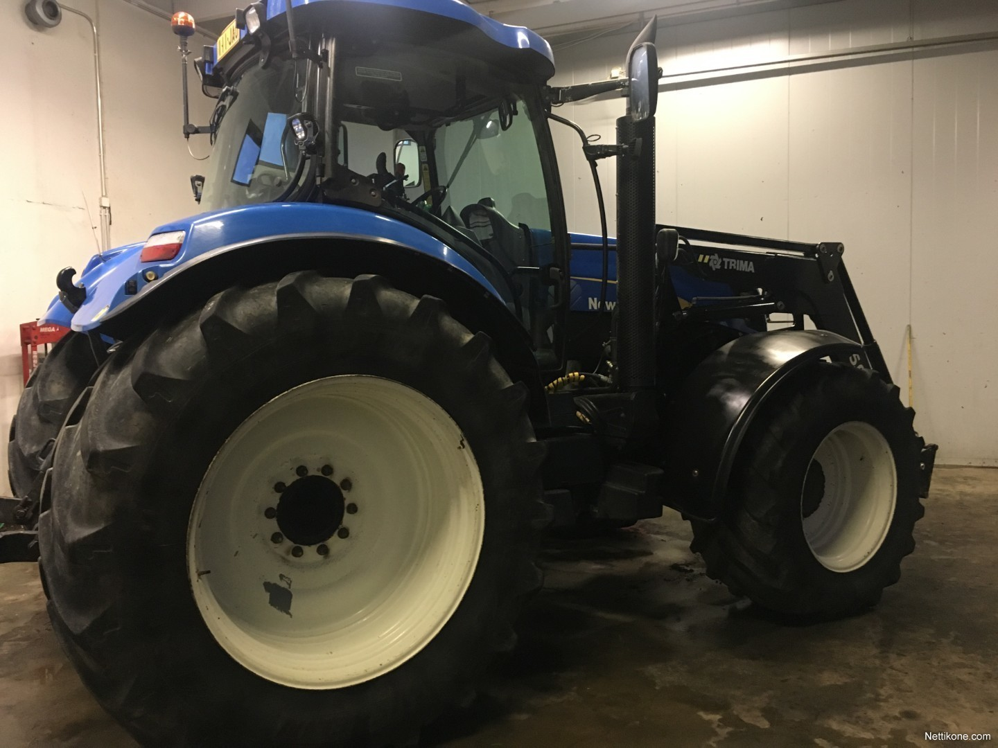 New Holland T7030 tractors, 2007 - Nettikone