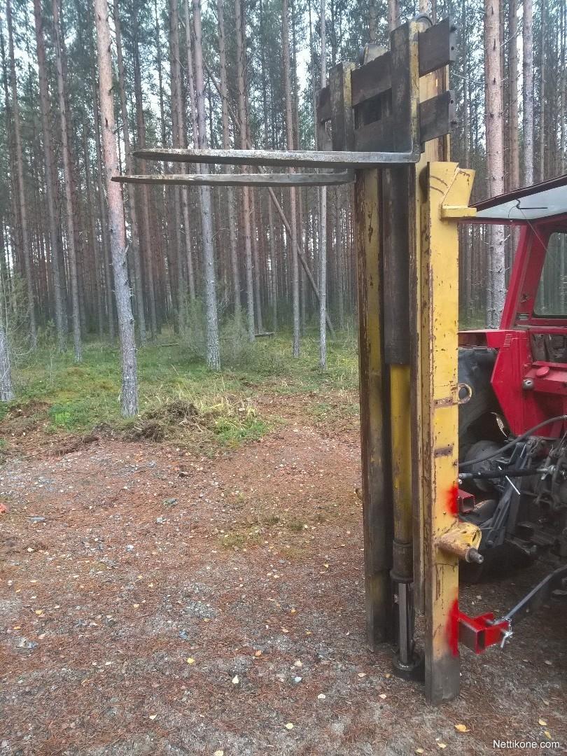 Trukkimasto Traktoriin
