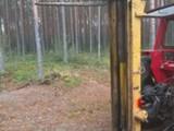 Muu merkki Trukkimasto traktoriin
