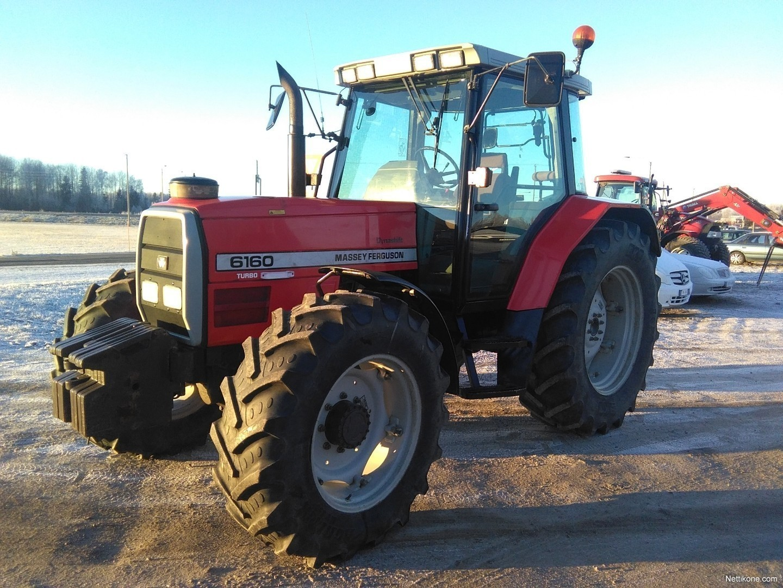 Massey Ferguson 6160 tractors, 1997 - Nettikone