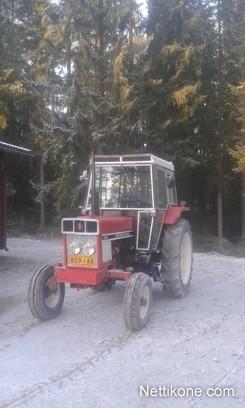 International 584 Tractors 1980