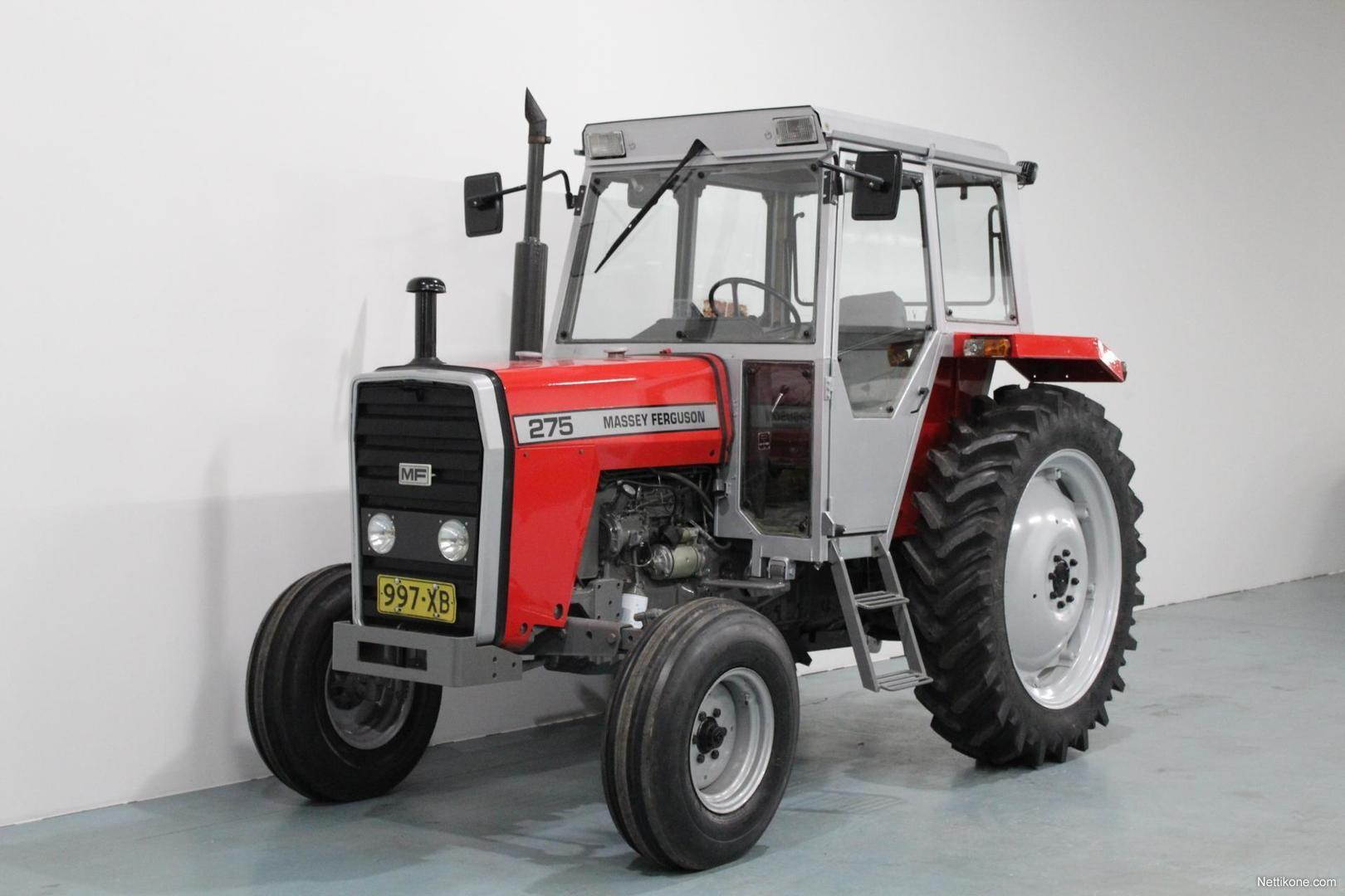 Enlarge image. Tractors-Massey Ferguson
