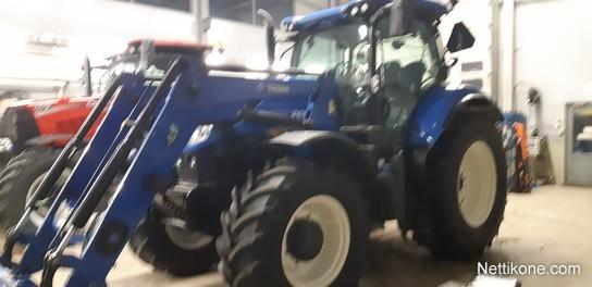 New Holland T7 190 PC 50 tractors, 2017 - Nettikone