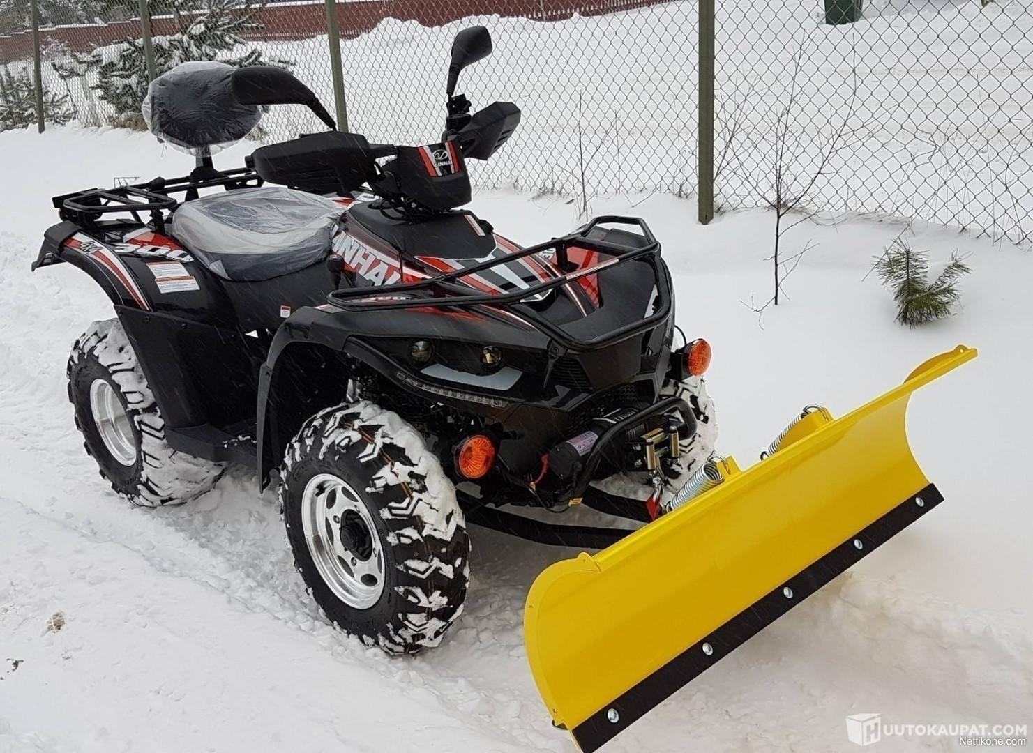Linhai 300 4x4 T3B traktorimönkijä tractors, 2019 - Nettikone