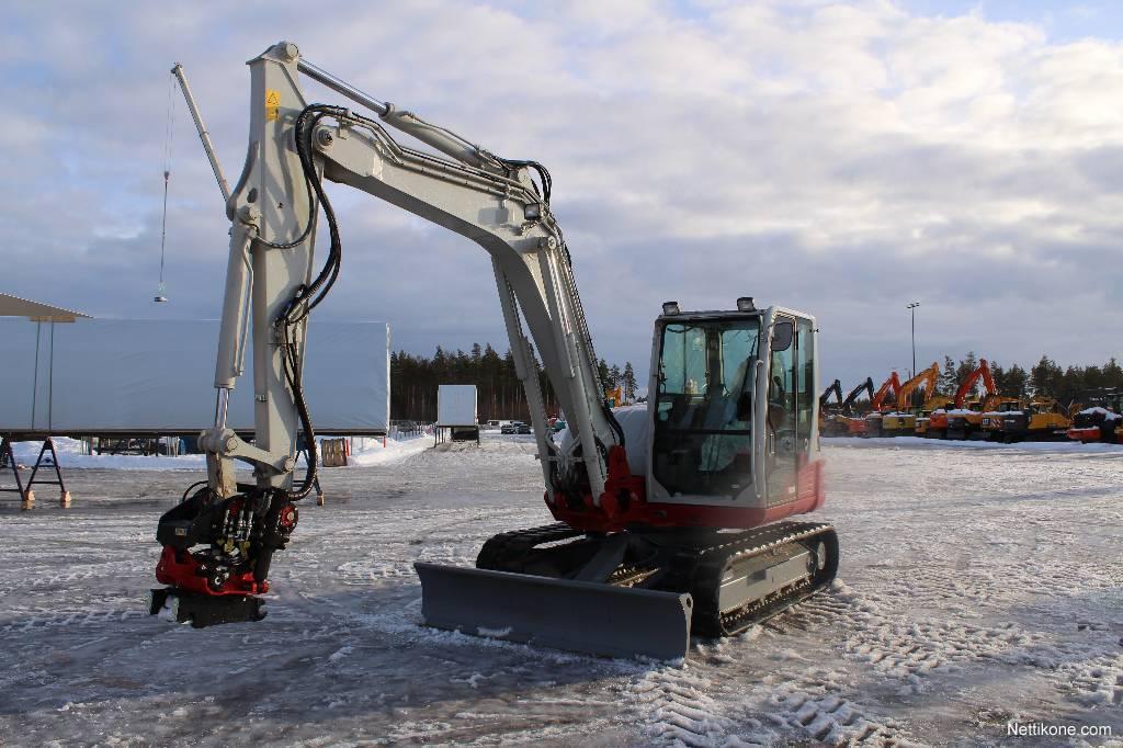 Takeuchi TB290 / Rototilt R3 (propo) construction excavators2016
