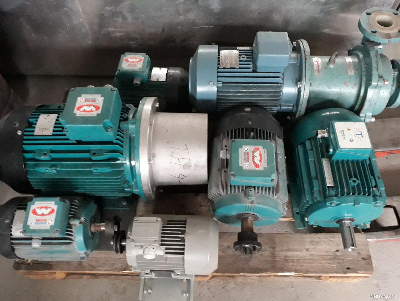 Enlarge Image Electric Motor Muu Merkki