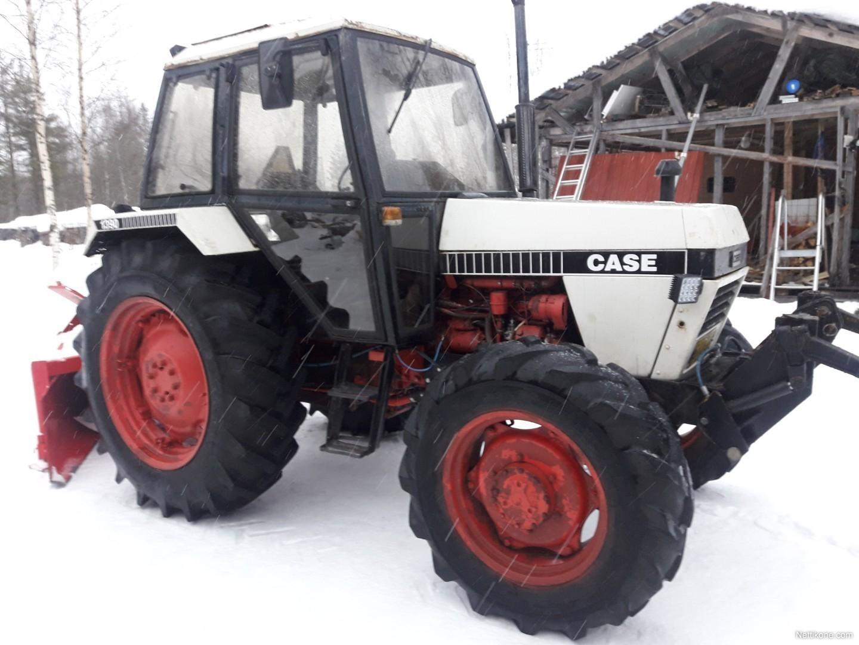 David Brown 1390 tractors, 1982 - Nettikone
