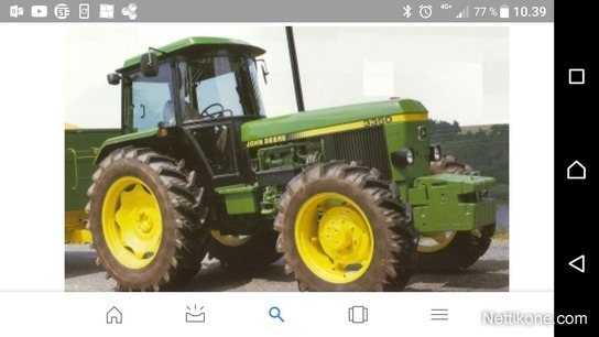 ca3ceb79674c0 Ostetaan John Deere 3050 tractor accessories - Nettikone