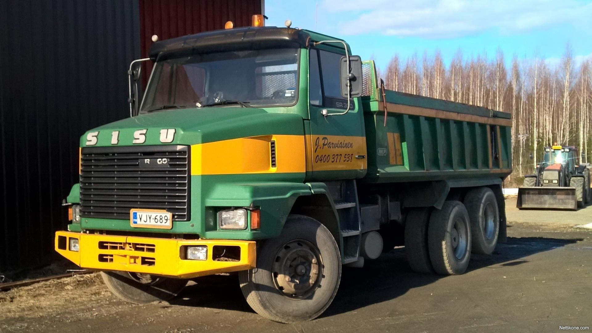 Vanhat Kuorma-Autot