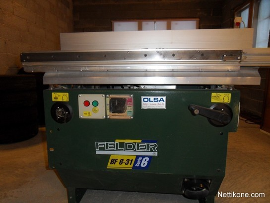 Felder Austria BF 6-31 serie6 wood processing - Nettikone