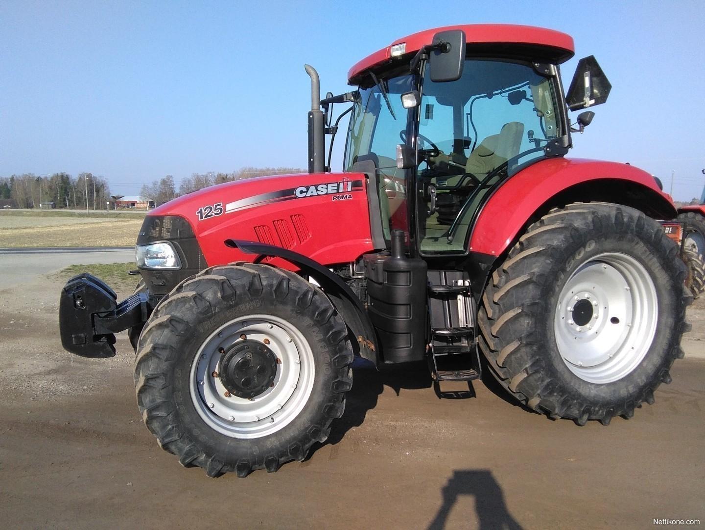 Nowa lista klasyczne buty topowe marki Case ih puma 125 fps agriculturemachines tractors2010 ...