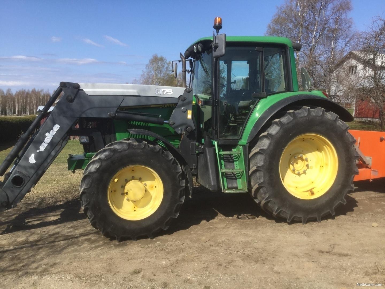 Fabelhaft John Deere 6920 tractors, 2004 - Nettikone #OG_71
