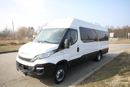 Modernistyczne Iveco Daily 50C - manual bus/coach, 2019 - Nettikone BH46