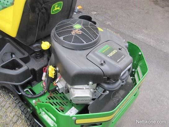 John Deere Z335E mowers, 2017 - Nettikone