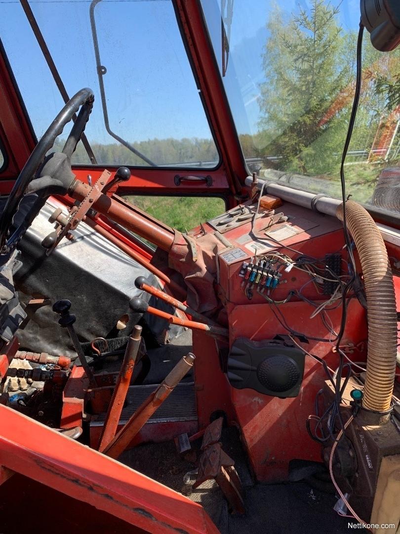 Belarus MTZ-501/2360 tractors - Nettikone