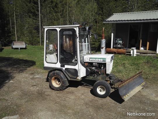 Bolens Ht20 tractors, 1978 - Nettikone