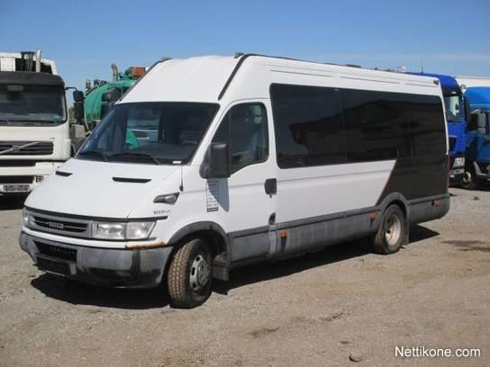 Wspaniały Iveco DAILY bus/coach, 2005 - Nettikone AC06