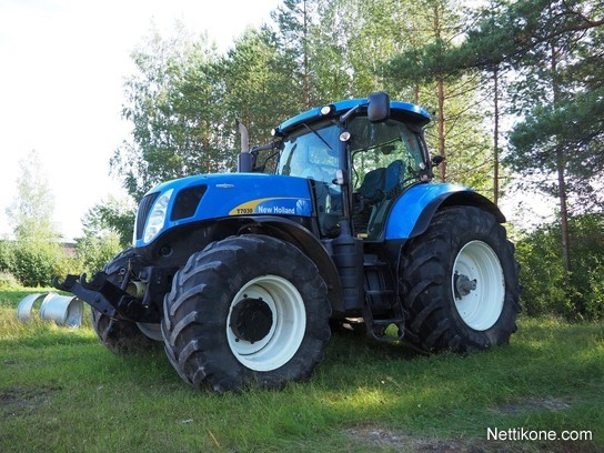 New Holland T7030 AC tractors, 2011 - Nettikone