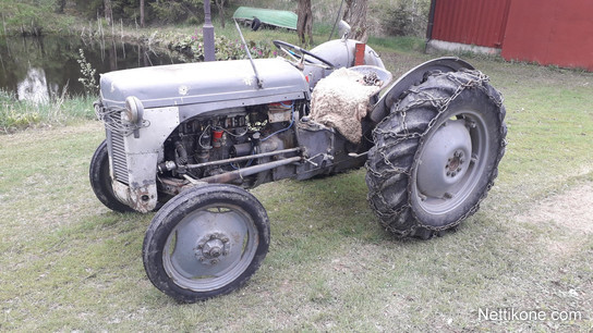 Ferguson TE20 tractors, 1952 - Nettikone