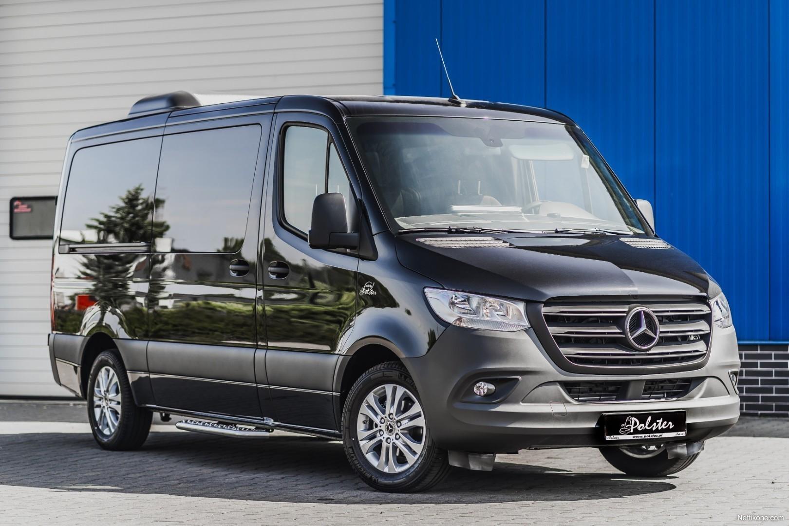 Mercedes Mini Van >> Mercedes Benz Sprinter 316 Automatic Gearbox Bus Coach 2019