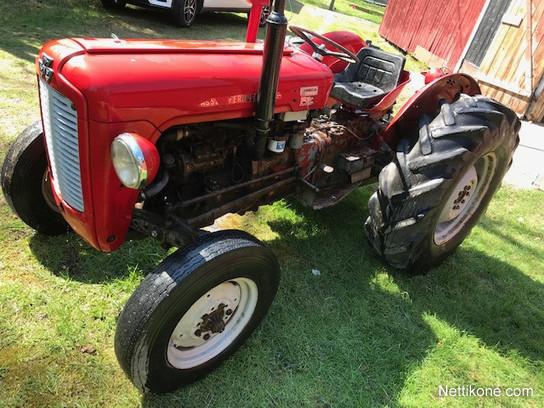 Massey Ferguson FE35 tractors, 1963 - Nettikone