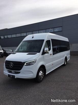 Mercedes Mini Van >> Mercedes Benz Sprinter 516 Cdi Bus Coach 2019 Nettikone