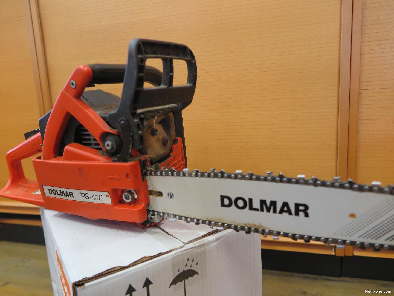 Dolmar PS-410 sawmills - Nettikone