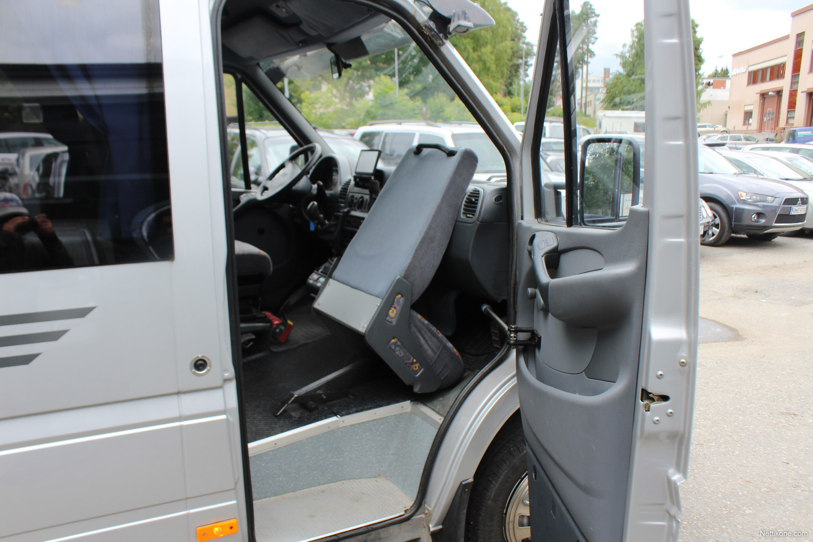 Mercedes-Benz 416 CDI-9046-4 6T-KASTEN/403 bus/coach, 2004 - Nettikone