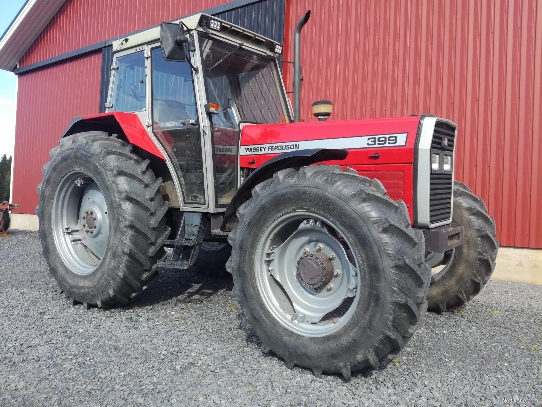 Massey Ferguson 399 tractors, 1996 - Nettikone