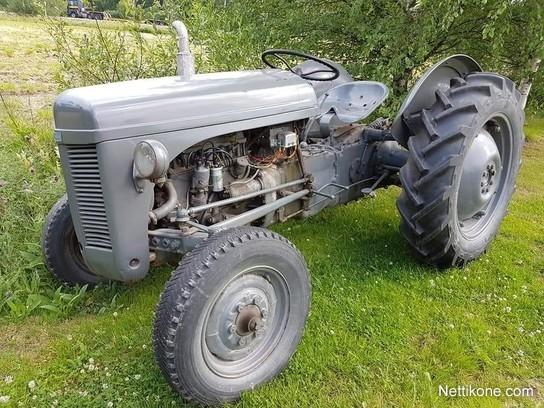 Ferguson 1952 tractors, 1952 - Nettikone