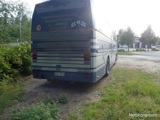 Käytetty Linja-Auto Saksasta