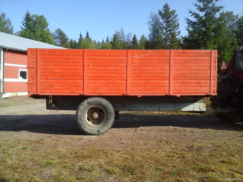 Traktorin Kärry