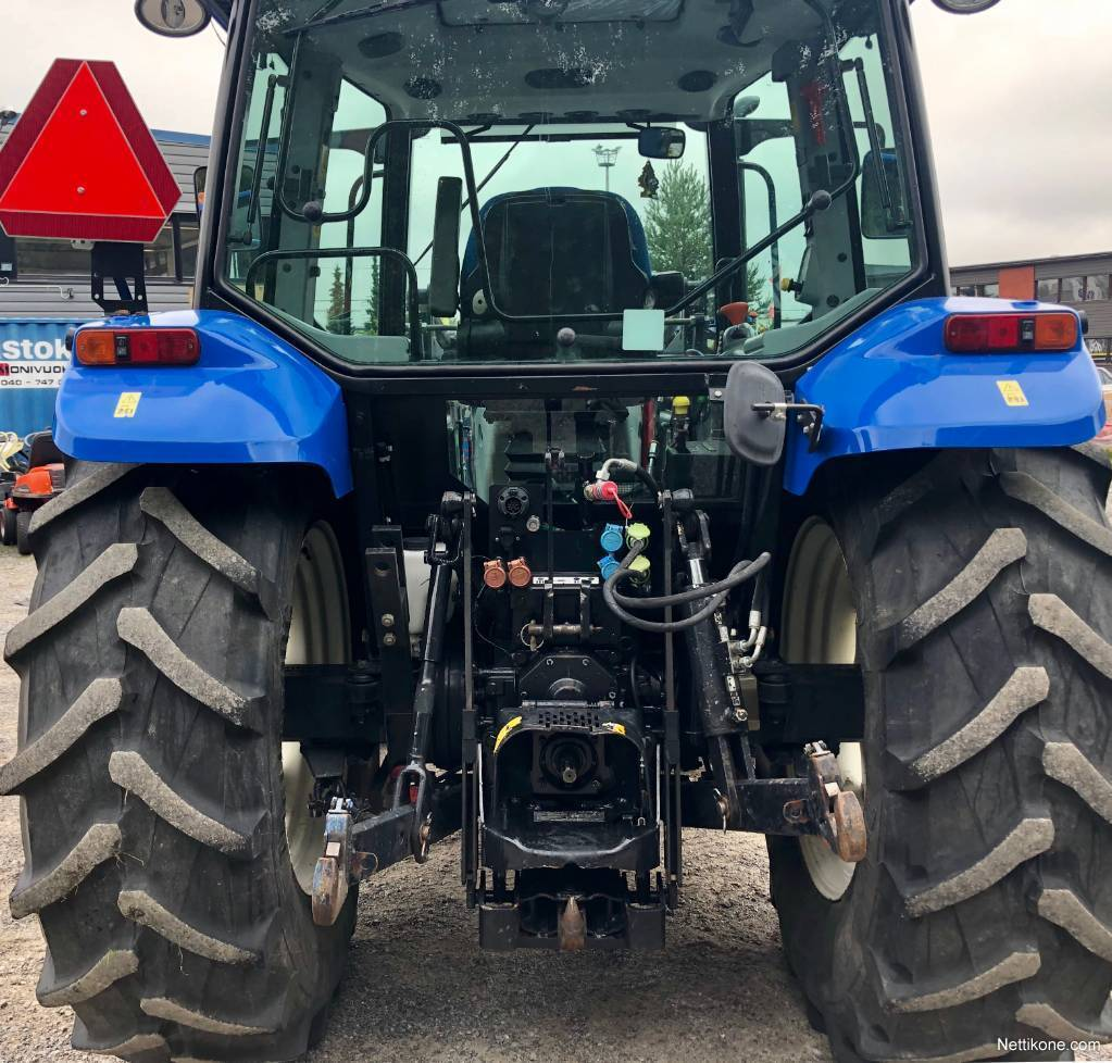 New Holland T 5070 tractors, 2012 - Nettikone