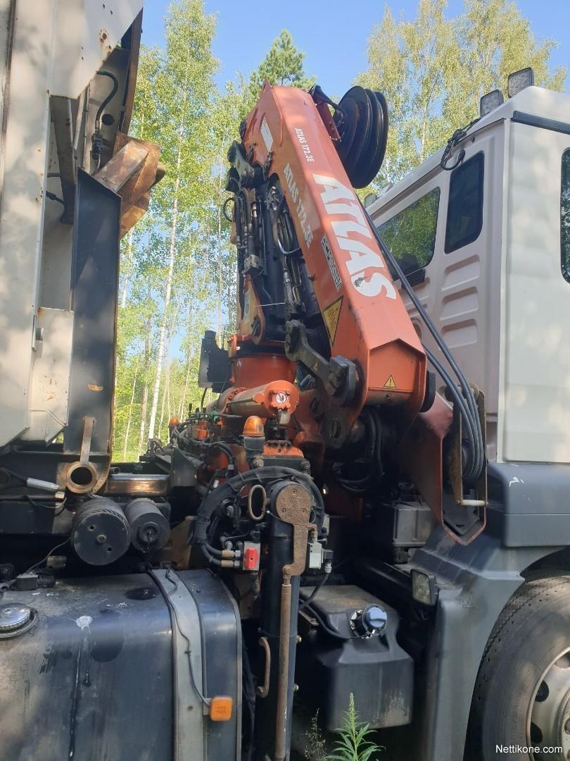 MAN TGS 26 360 trucks, 2010 - Nettikone