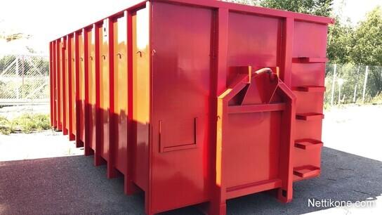 Fincumet Container