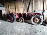 Takra Takra traktoreita 2 kpl