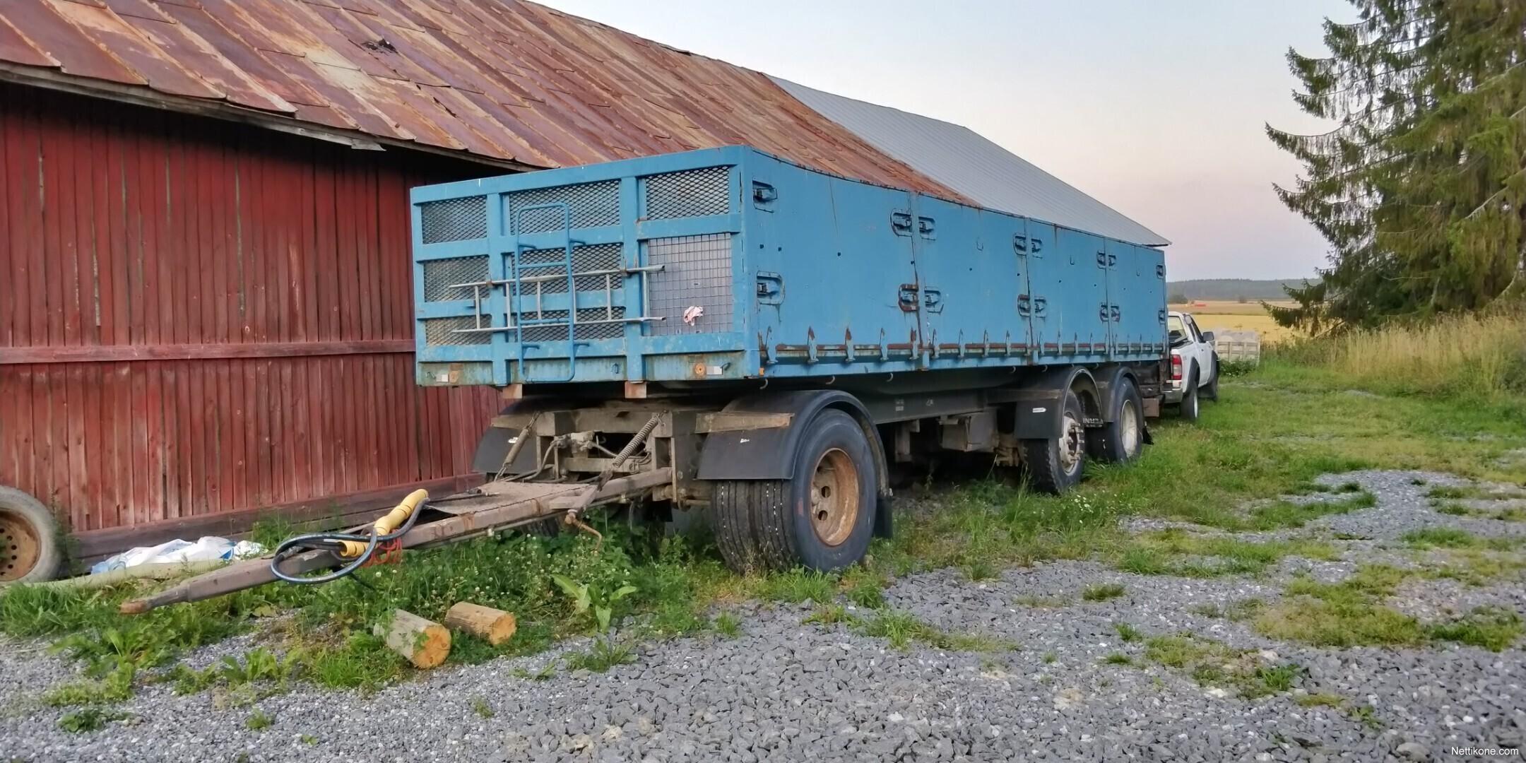 Mitä öljyä Traktorin Perään