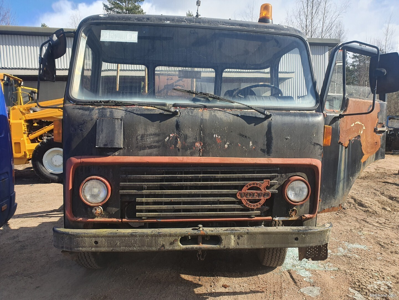 Vanha Volvo