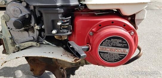 Honda sarvitraktori