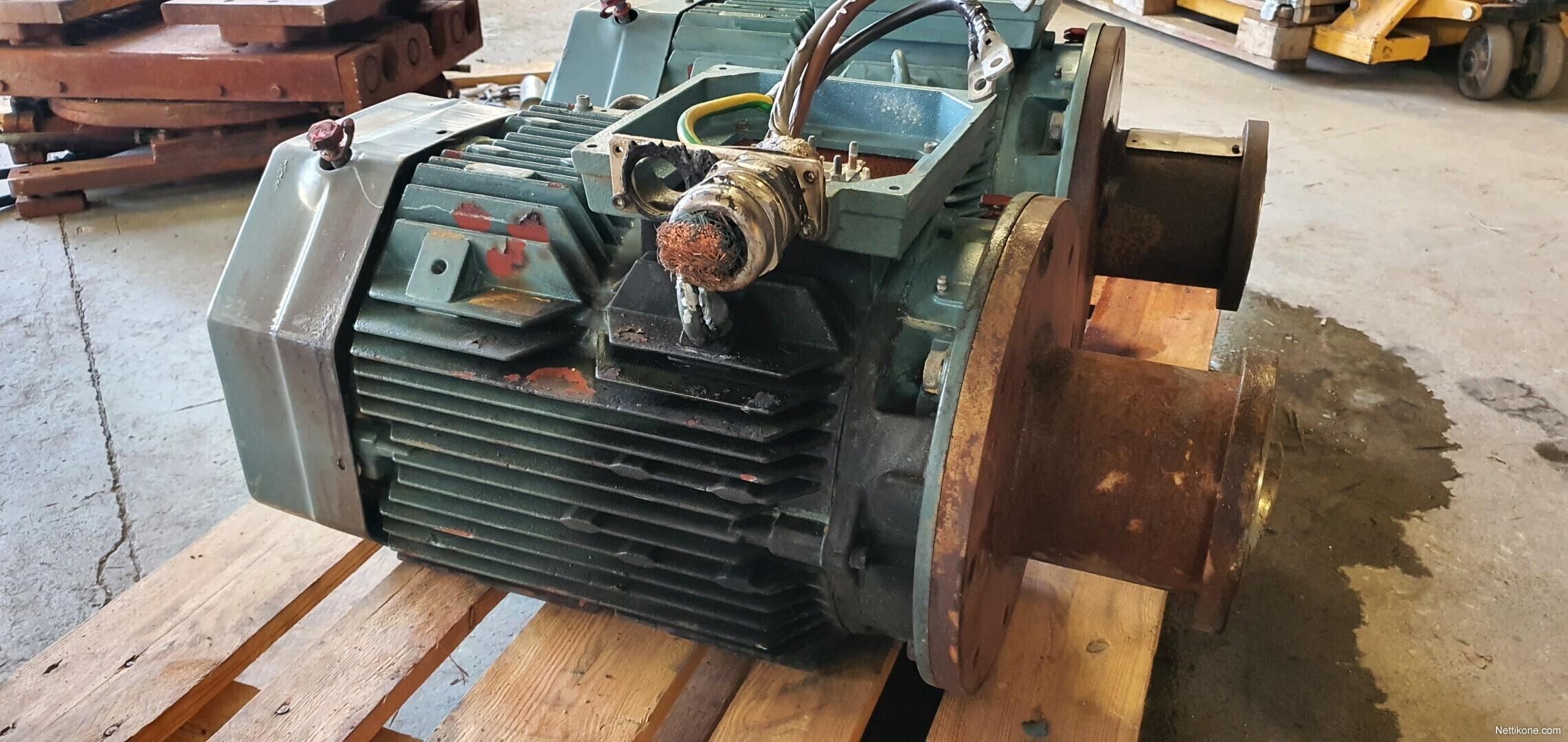 Abb Sähkömoottorit