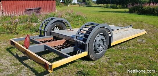 Muu merkki Traktorivetoinen