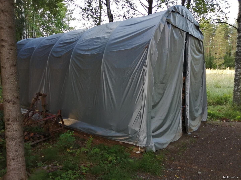 Myydään Juhlateltta 5m x 8m, Kuopio, Pohjois Savo