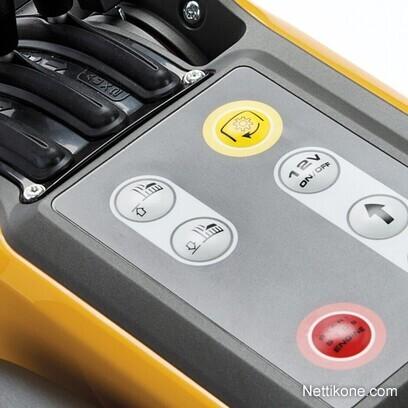 Stiga Park Pro 540 IX, hinta ilman leikkuulaitetta